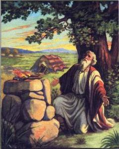 Abram's sacrifice